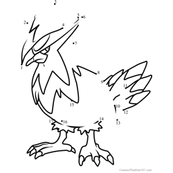 Pokemon Staraptor