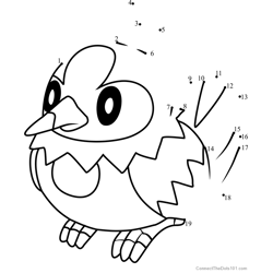 Pokemon Starly
