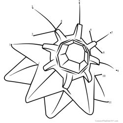 Pokemon Starmie