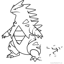 Pokemon Tyranitar