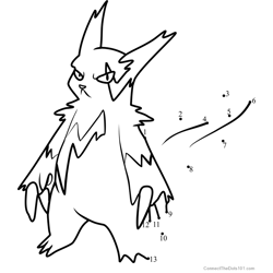 Pokemon Zangoose