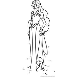 Princess Allura from Voltron - Legendary Defender