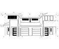 Connect the Dots Duplex House Elevation (Architecture > Duplex House ...