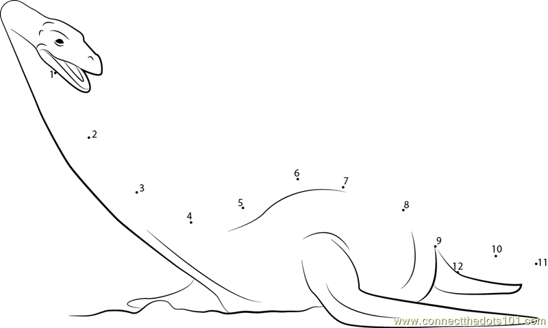 Free A Loch Ness Monster Coloring Pages Loch Ness Coloring Pages