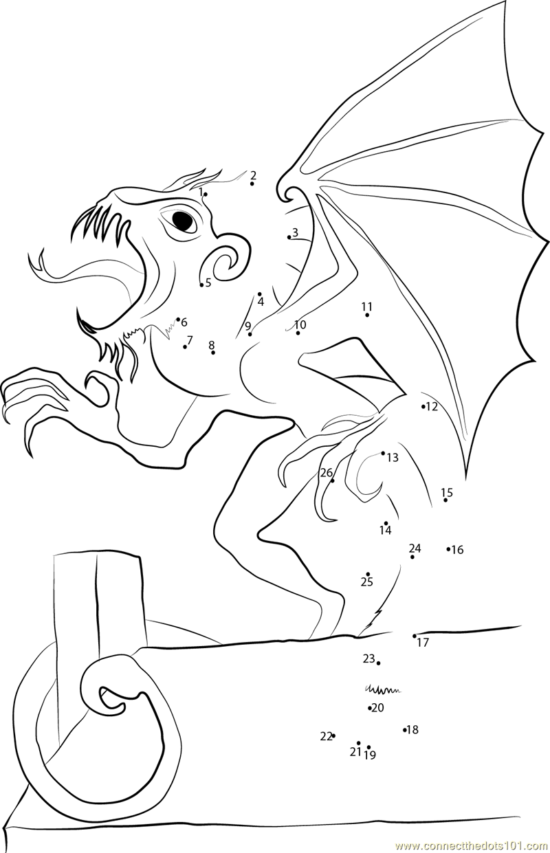 New jersey devils free colouring pages for Devil coloring pages