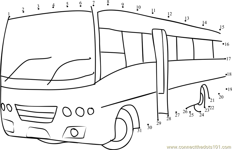 tayo the bus coloring pages - photo#18