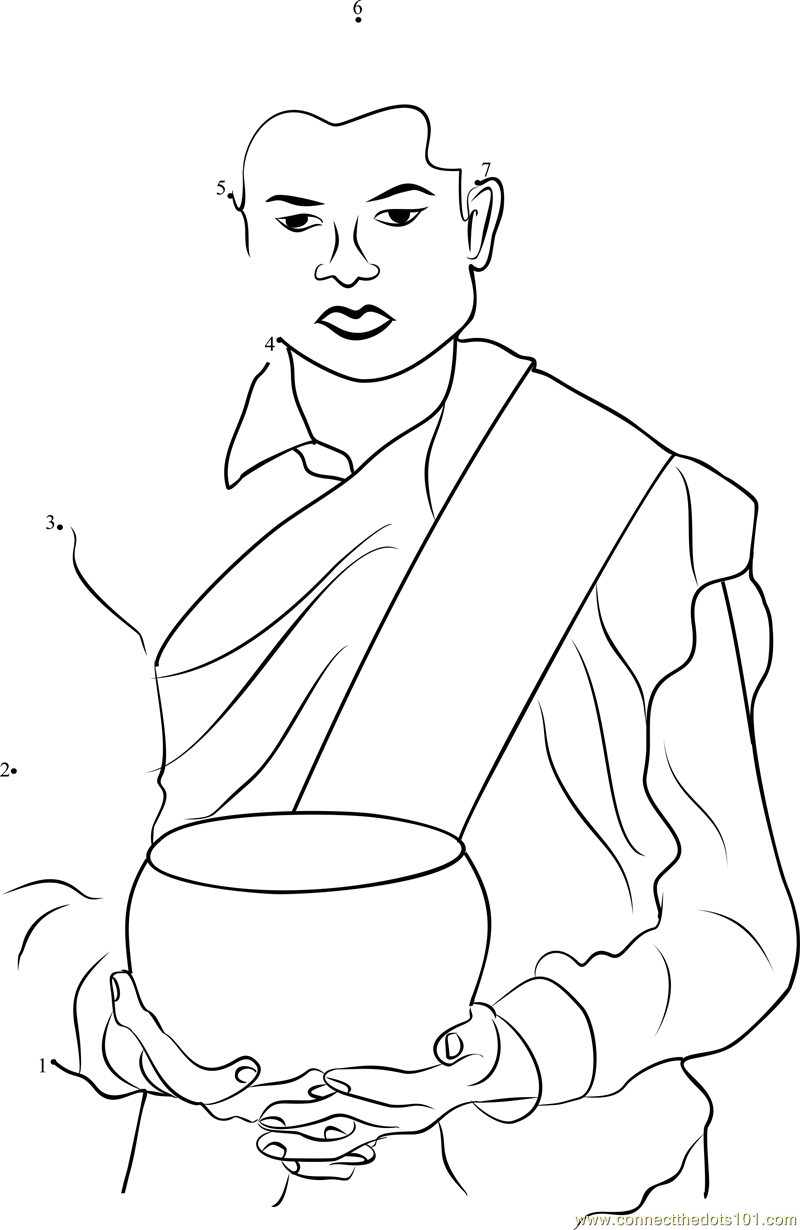 Free Coloring Pages Of Buddhist Buddhist Coloring Pages